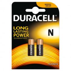 Bateriii alcaline Duracell LR1 1.5V 2 Baterii / Set