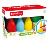 Set bowling colorat, Fisher Price