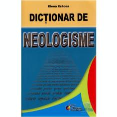 Dictionar de neologisme Elena Cracea