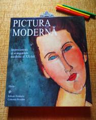 PICTURA MODERNA, Impresionistii si avangardele sec. XX, album (FCR/Electa, 1998) foto