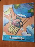 revista luminita iunie 1978-revista editata de consiliul national al pionierilor