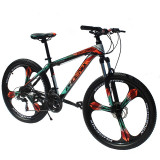 "Cumpara ieftin Bicicleta MTB Tornado, cadru otel 17"", roti 26 inch, 21 viteze, schimbator Shimano, jante aluminiu, frana pe disc, Phoenix"