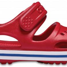 Sandale Copii pe apă Crocs Crocband II Sandal Kids, 19.5, 22.5, 24.5, 30.5, 32.5, 34.5, Rosu