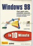 Windows 98 In 10 Minute - Jennifer Fulton
