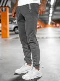 Pantaloni de trening gri Bolf JX1029