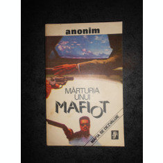 MARTURIA UNUI MAFIOT (1992)