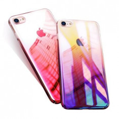 Husa Apple iPhone 8 , MyStyle Gradient Color Cameleon Roz / Pink