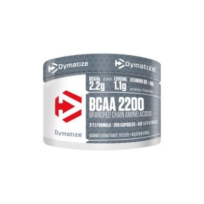 Dymatize BCAA 2200, 200 Capsule