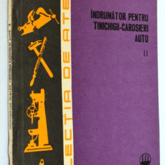 Indrumator pentru tinichigii - carosieri auto VOL. 2