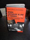 ISTORIA LOVITURILOR DE STAT IN ROMANIA - ALEX MIHAI STOENESCU VOL.IV