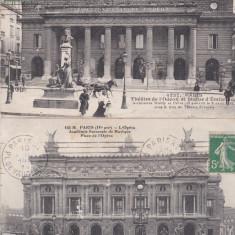 Carte postale  circ. 51, Circulata, Printata