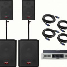 Sistem Audio Live C1215 - QSC GX3