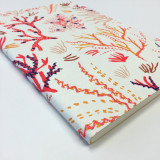 Carnet - Coral Handmade Embroidered   Galison