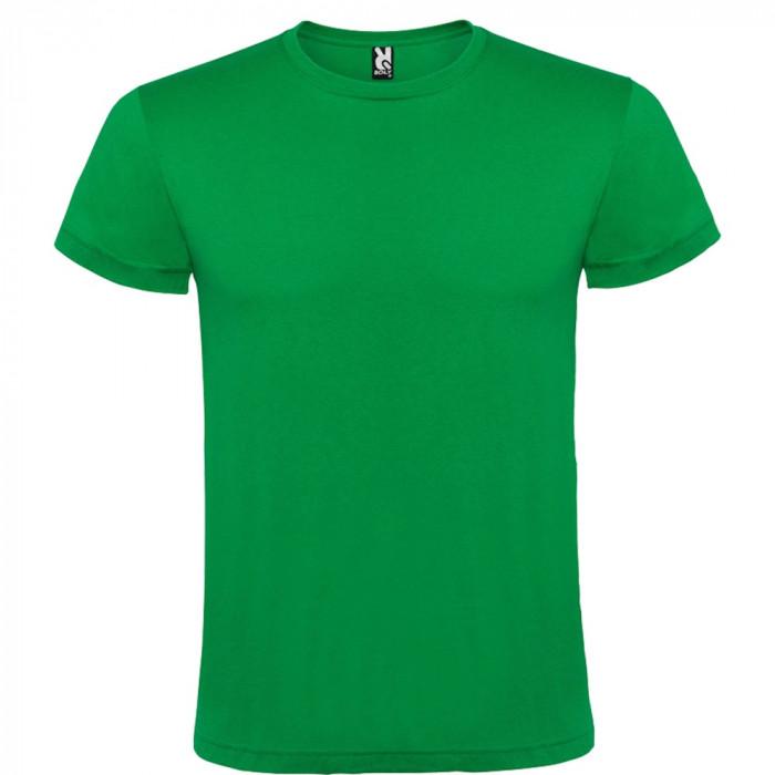 Tricou barbati, 100% bumbac, Atomic, verde