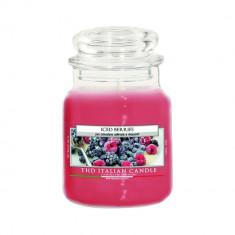 Lumanare parfumata The Premium Medium Iced Berries