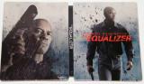 Equalizer / The Equalizer - BLU-RAY + DVD (Steelbook editie limitata) Mania Film