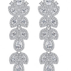 Cercei Borealy Crystal Glam Long
