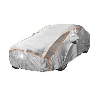 Prelata auto impermeabila cu protectie pentru grindina Opel Insignia RoGroup 3 straturi gri foto