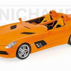 MERCEDES-BENZ SLR STIRLING MOSS (Z199) - 2009 - ORANGE 1:18