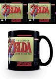 Cană Super Nintendo (Zelda) Black