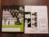 SK Sturm Graz - 110 Years (Set Nelipit+Album+Pliculet) - colectie completa
