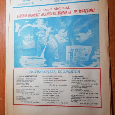 Revista radio-tv saptamana 13-19 septembrie 1981