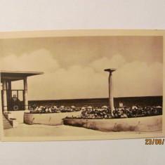 """CY - Ilustrata MAMAIA """"Plaje"""" necirculata retrogravura"""