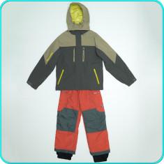 Costum de ski—iarna, impermeabil, usor, FIREFLY → baieti   11—12 ani   152 cm, Geci, Copii