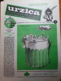 Revista urzica 15 iulie 1977 - revista de satira si umor