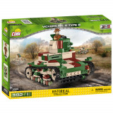 Cumpara ieftin Set de construit Cobi, Small Army, Tanc Vickers MK E Type B (382 pcs)