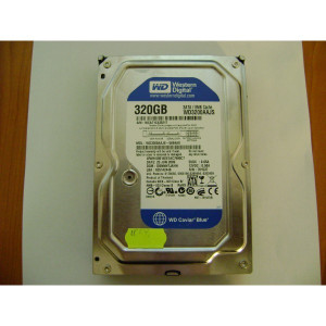 HARD-Disk SATA 3,5 WESTERN DIGITAL 320GB