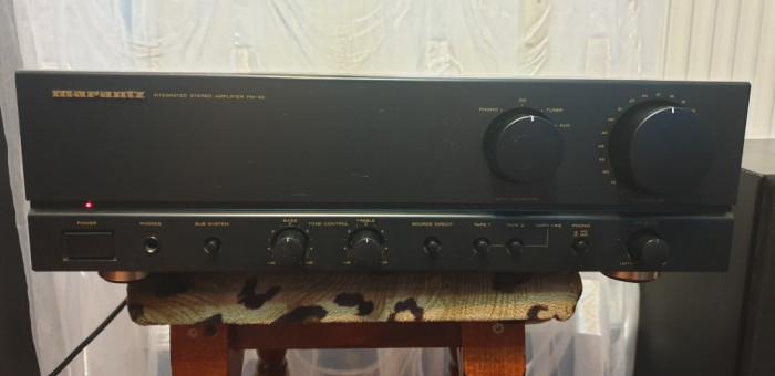 Amplificator Audio Statie Audio Marantz PM-40 Model 74PM40/02B