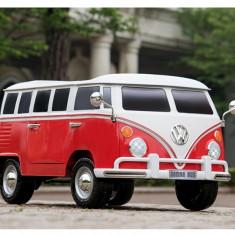 Masinuta electrica Microbus VolksWagen Campervan T1