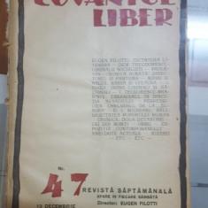 Cuvântul liber, Nr. 47, 13 decembrie 1924