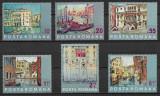România - 1972 - LP 810 - Reproduceri de artă / Veneția - serie completă MNH, Nestampilat
