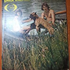 Romania pitoreasca iulie 1979-articol si foto despre mihai eminescu