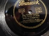 Louis Armstrong – Marsch/Parade…(1950/Brunswick/USA) – Rar/78 rpm - Vinil/NM, Polydor