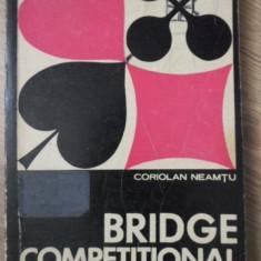 BRIDGE COMPETITIONAL - CORIOLAN NEAMTU