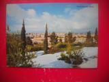 HOPCT 66916 ZAPADA LA IERUSALIM -ISRAEL-STAMPILOGRAFIE-CIRCULATA