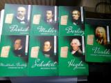 SIMFONICA - Colectiile COTIDIANUL - Vivaldi;Haydn;Schubert... - 7 CD-uri