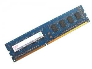 Memorie PC 4GB DDR3 2RX8 PC3-12800U-11-12-B1 foto