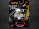 Macheta Hot Wheels - Dodge Charger Ghost Rider 1:64