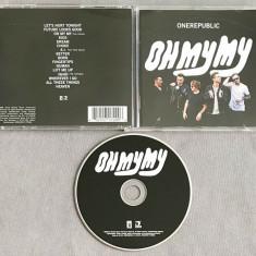 OneRepublic - Oh My My (CD One Republic)