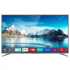 Televizor Kruger&Matz KM0275UHD-S2 190cm Ultra HD 4K Black, 190 cm, Smart TV