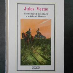 Jules Verne - Uimitoarea aventura a misiunii Barsac * Adevarul, Nr. 10