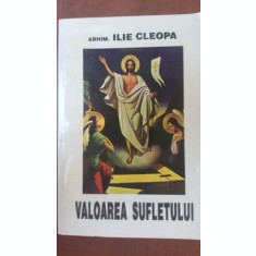 Valoarea sufletului- Ilie Cleopa