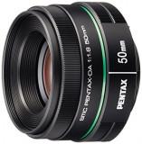 Obiectiv Pentax SMC DA 50mm f/1.8 K-Mount (RICOH), Pentax - K