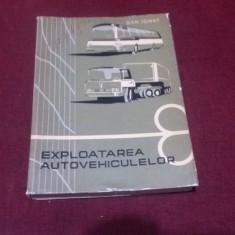 DAN IGNAT - EXPLOATAREA AUTOVEHICULELOR
