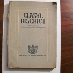 "CY - ""Glasul Bisericii"" / Ianuarie - Februarie 1961"