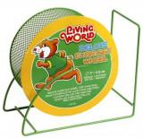 LW Carusel Deluxe Verde, Mediu, 61706, Jucarie hamsteri